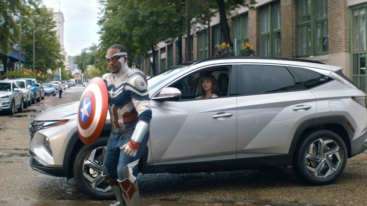 Marvel Hyundai Tucson Campaign
