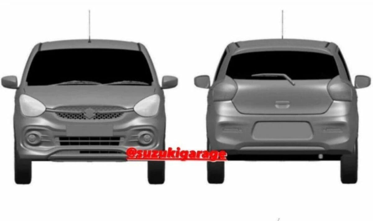 Next gen Maruti Suzuki Celerio patent renderings (3)