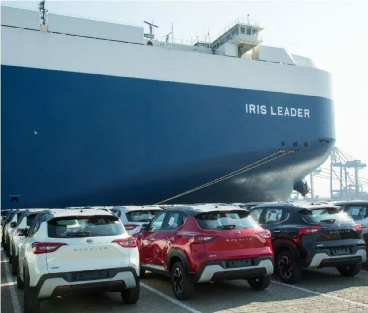 Nissan Magnite exports