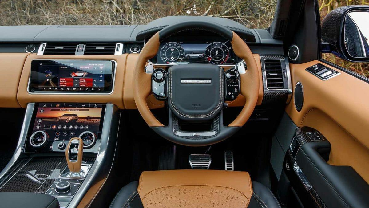 Range Rover Sport SVR_2