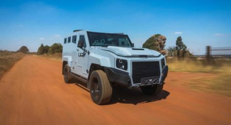 This Armoured Toyota Land Cruiser Is The Perfect Vehicle To Hoon Around During An Apocalypse