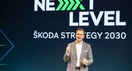 Skoda next level strategy