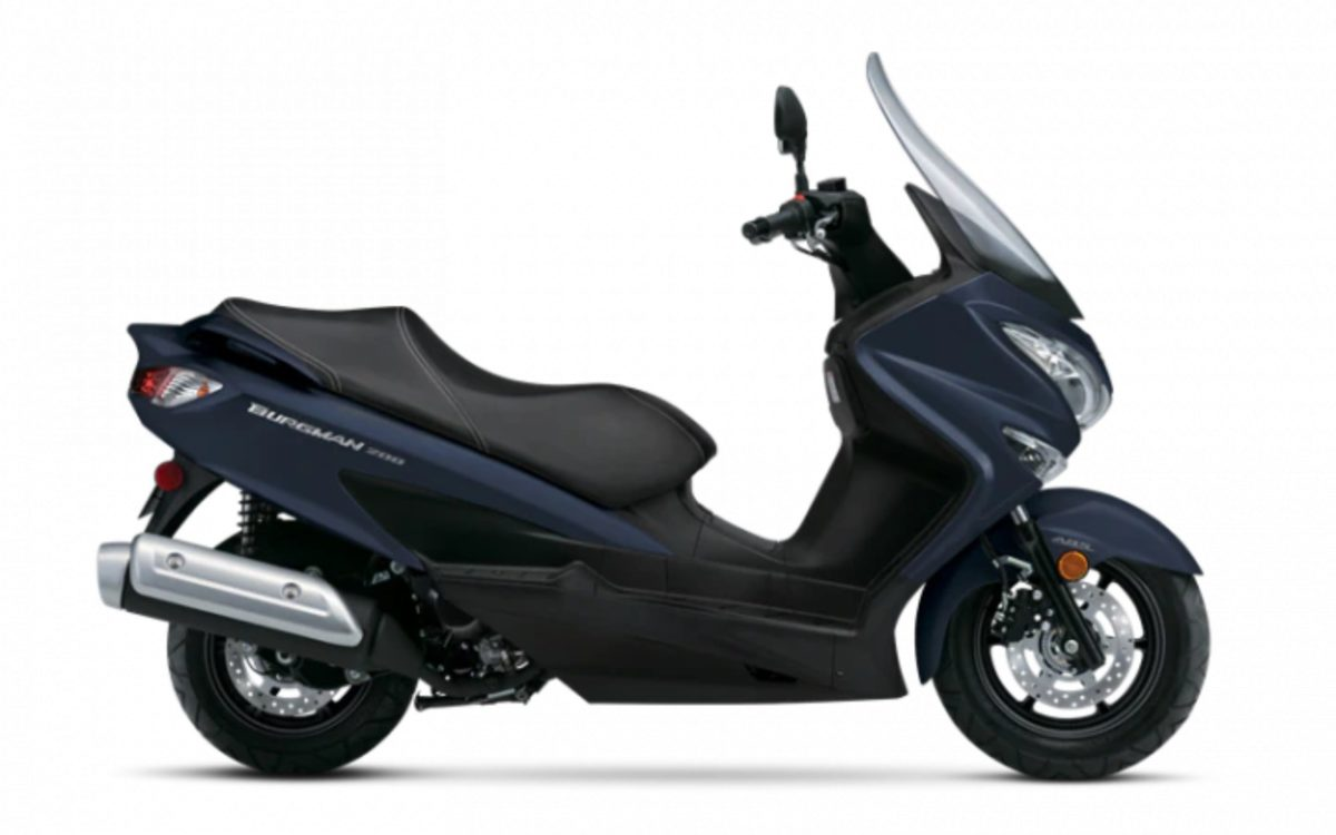 Suzuki burgman 200 (2)