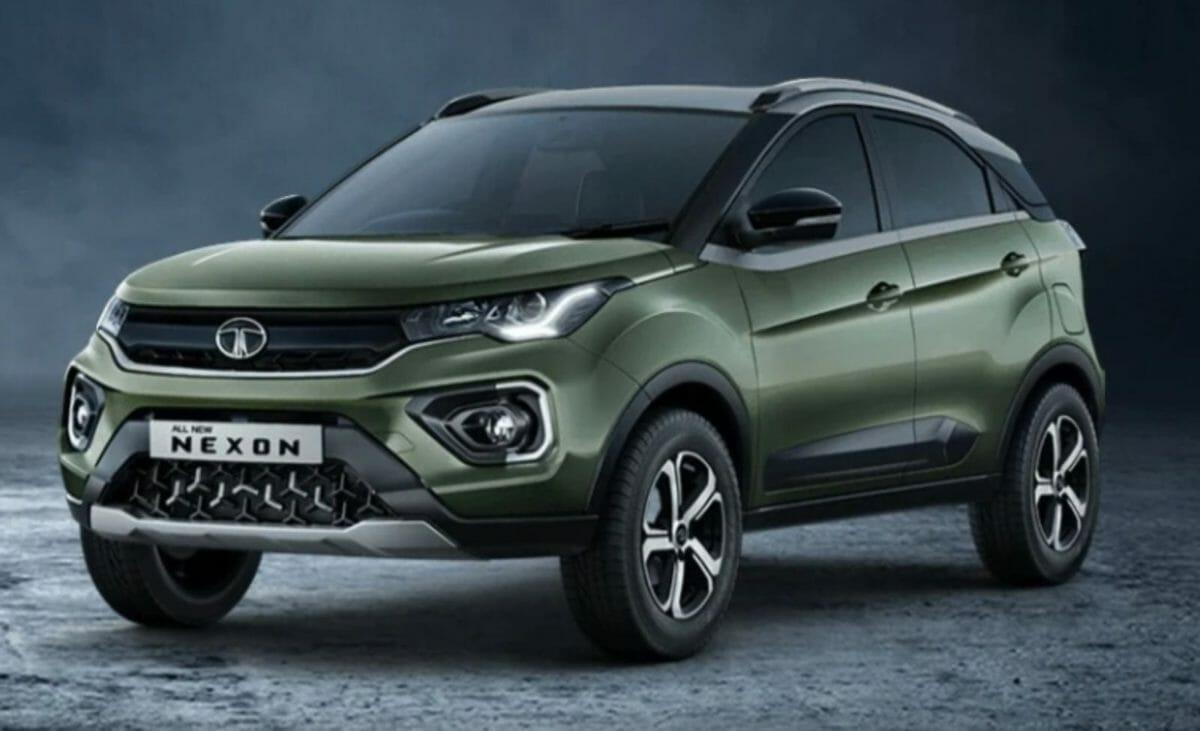 Tata Nexon new alloys (1)