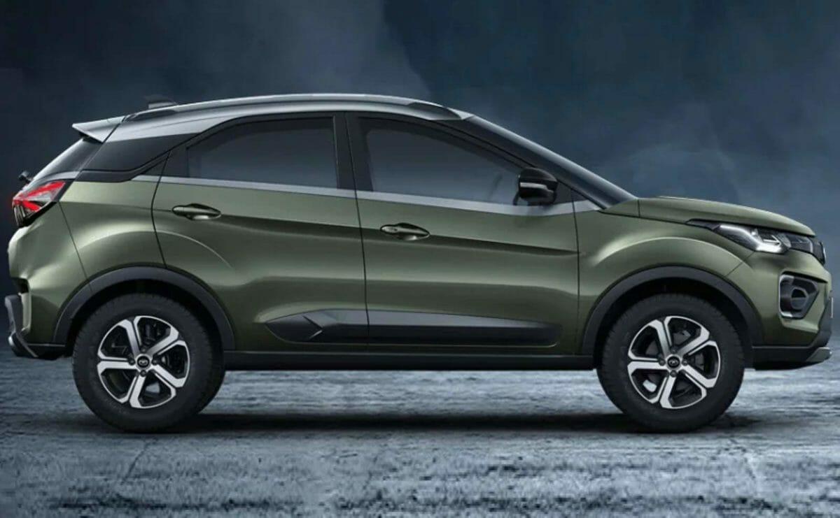 Tata Nexon new alloys