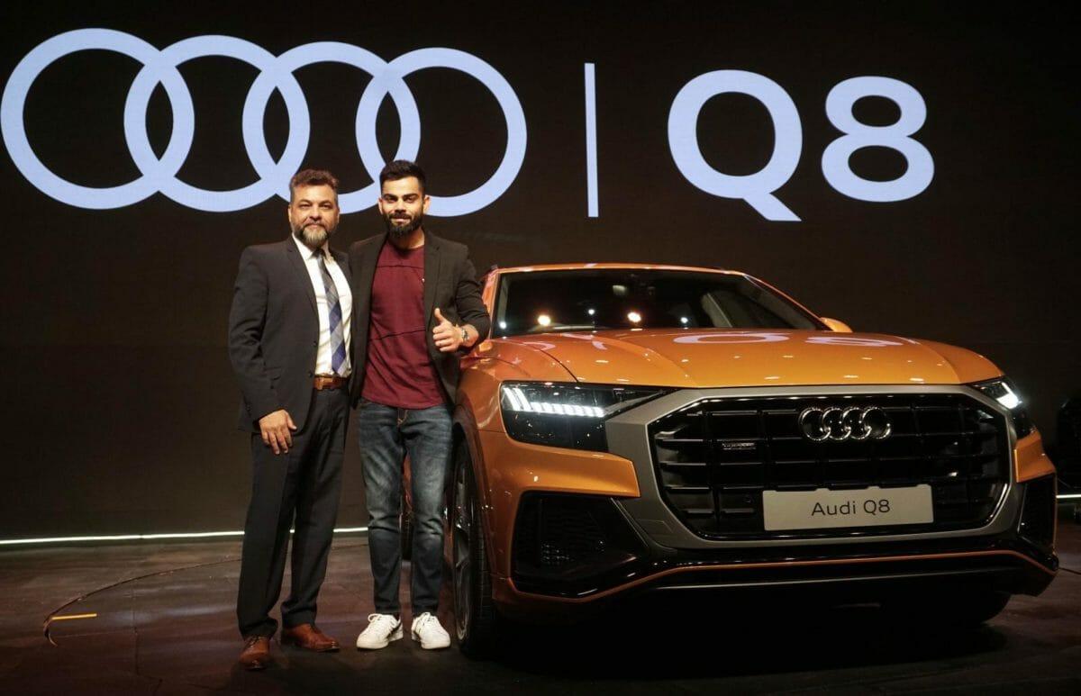 Virat Kohli Audi India