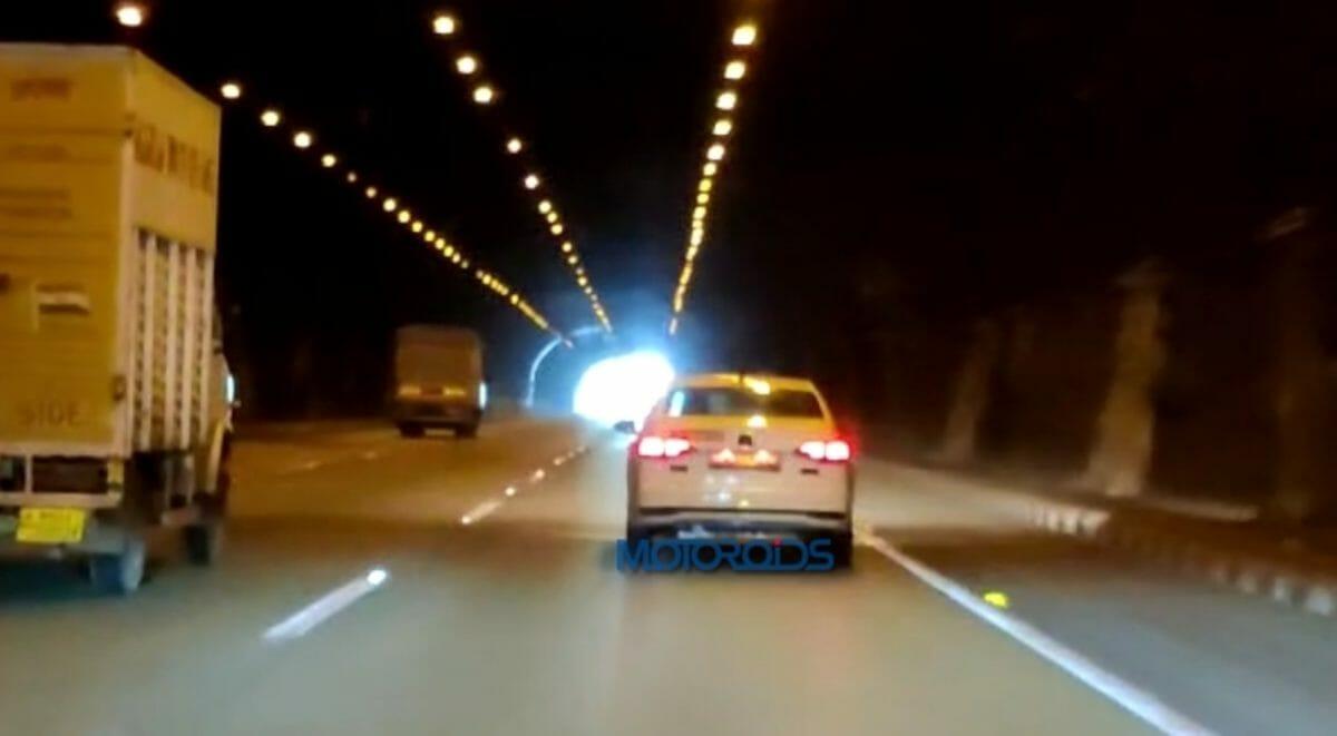 Volkswagen Virtus spied testing (1)
