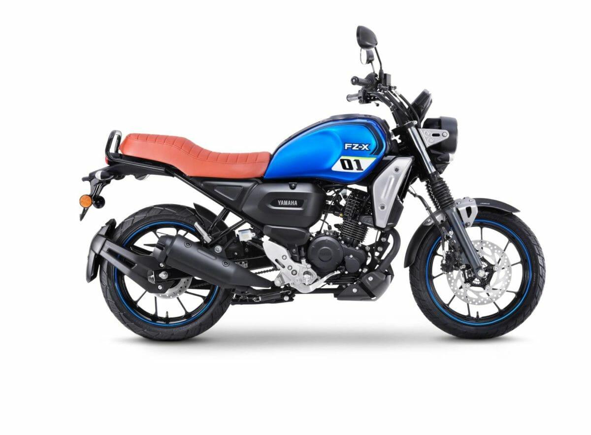 Yamaha FZ X (1)