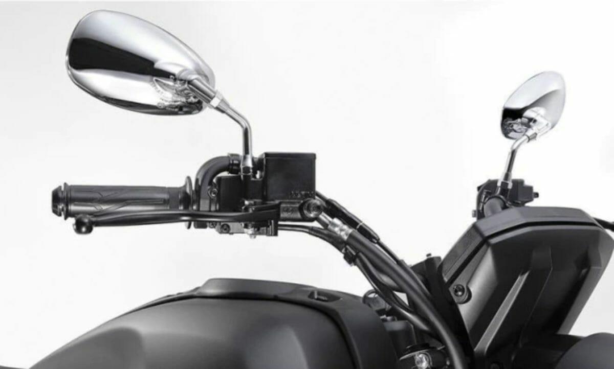 Yamaha FZ X accessories (1)