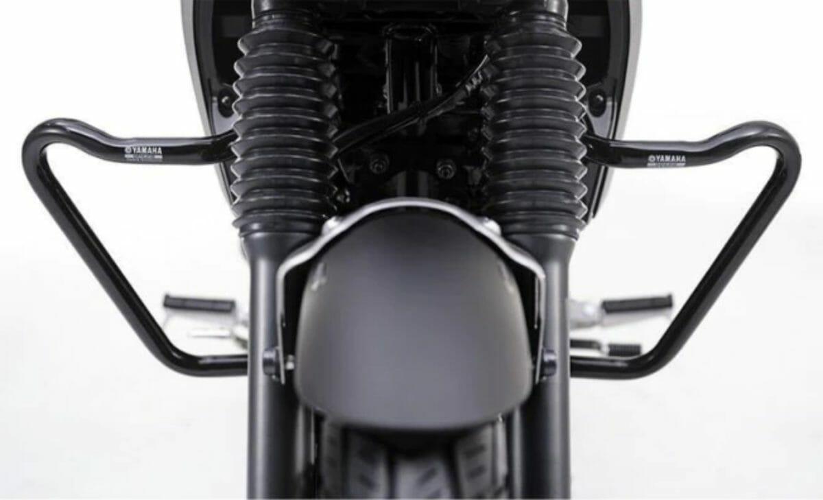 Yamaha FZ X accessories