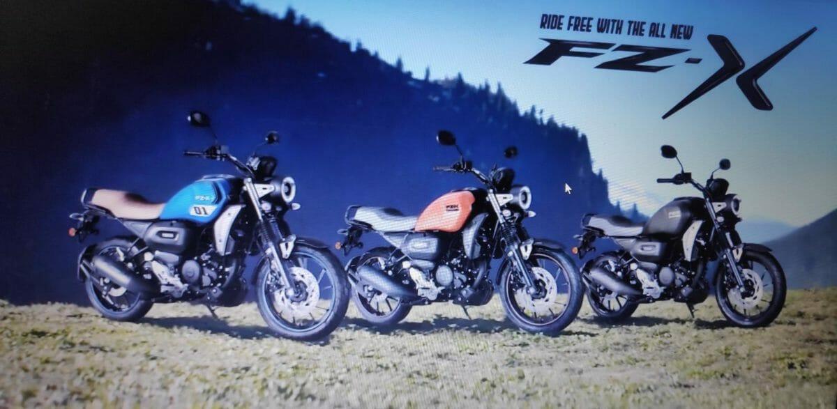 Yamaha FZ X launched (4)