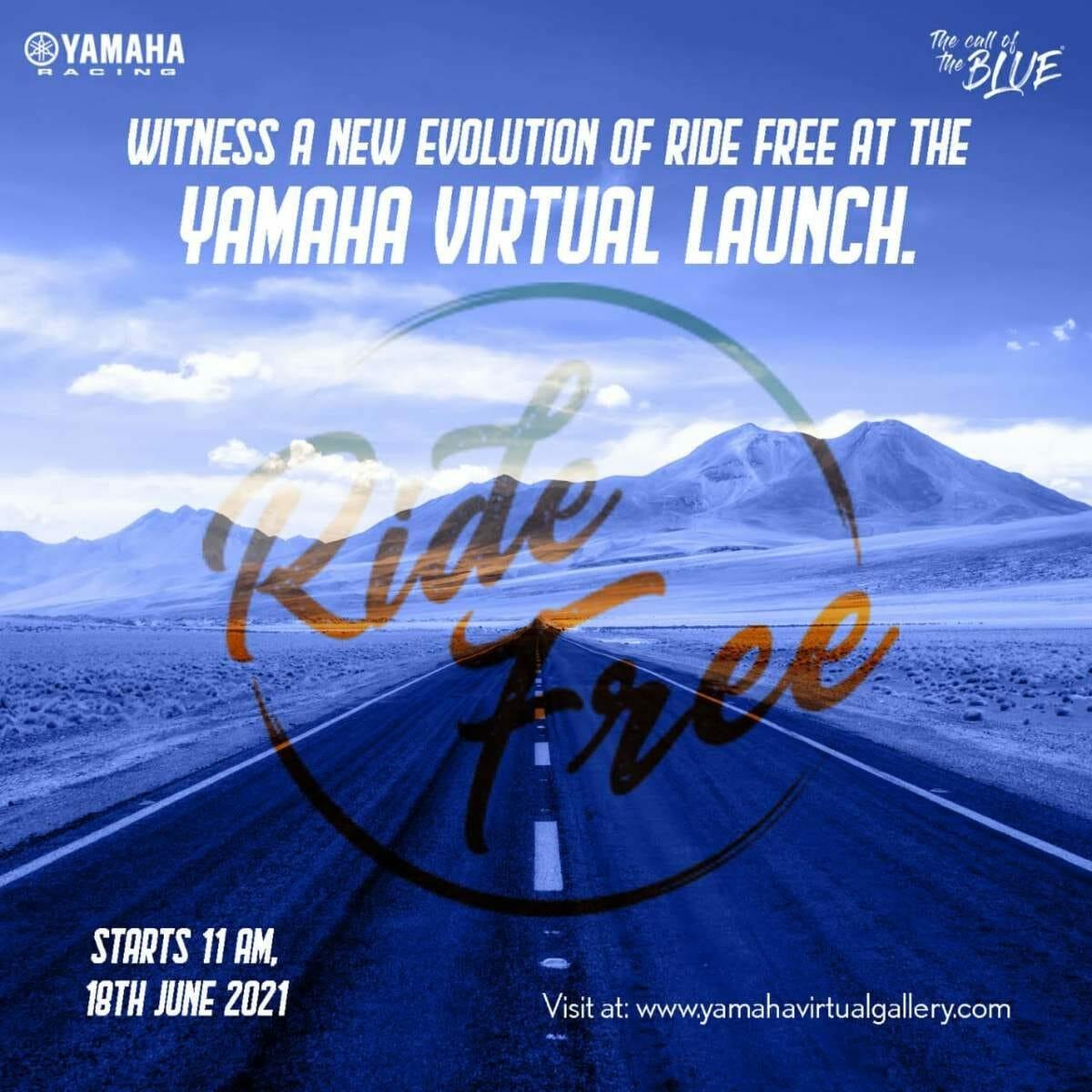Yamaha FZ X teaser