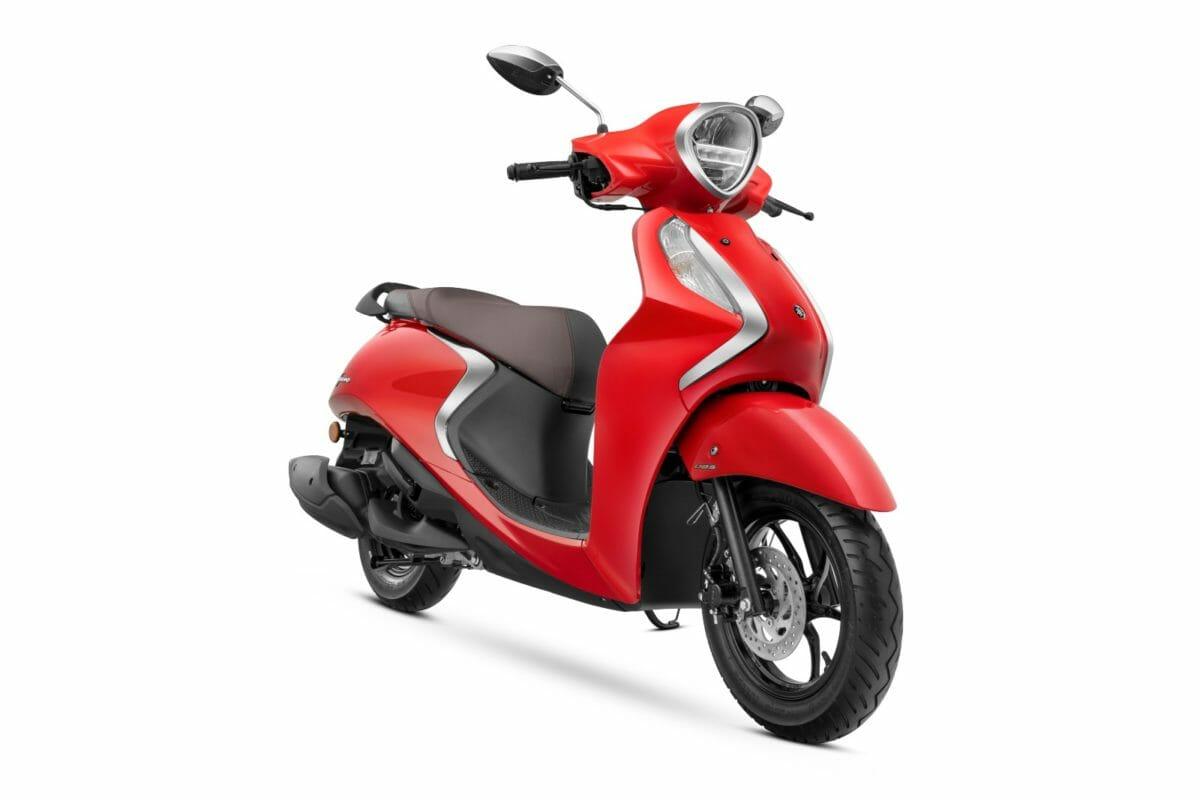 Yamaha Fascino 125 (1)
