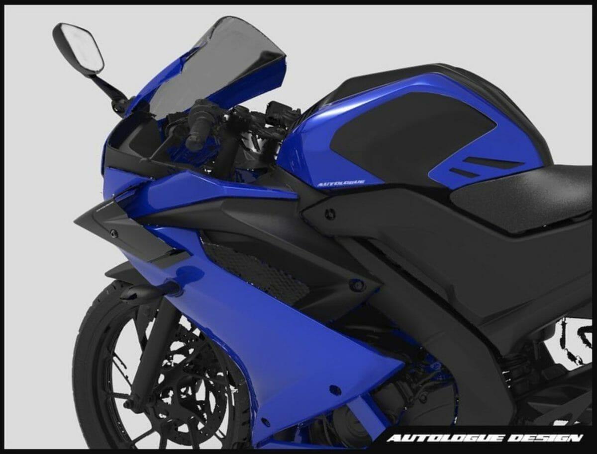 Yamaha R15 V3 Aero kit autologue design (3)