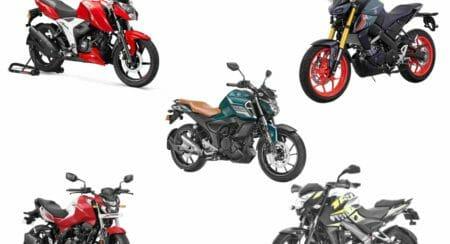 160cc bikes