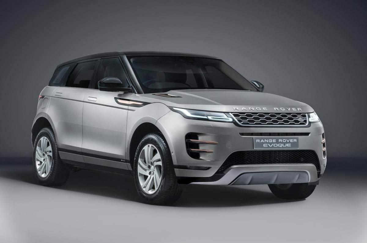 2021 Range Rover Evoque