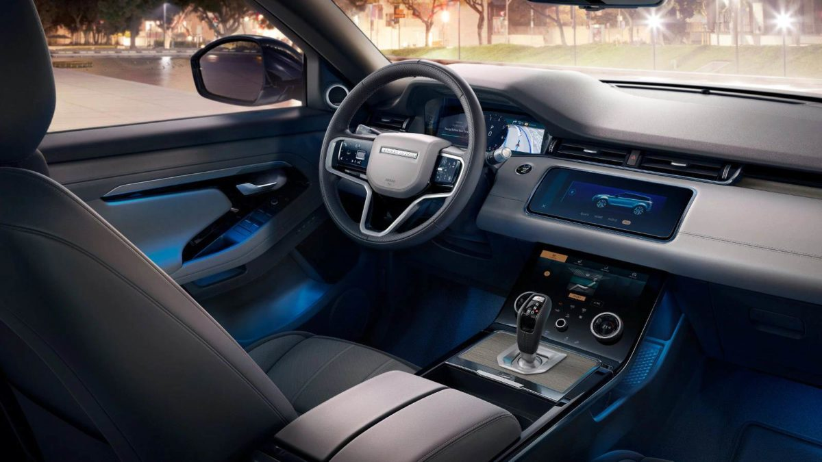 2021 Range Rover Evoque (2)