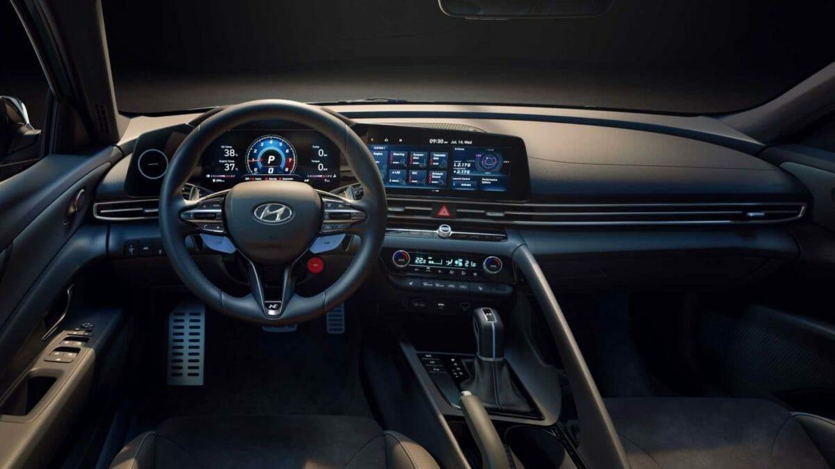 2022 Hyundai Elantra N (4)