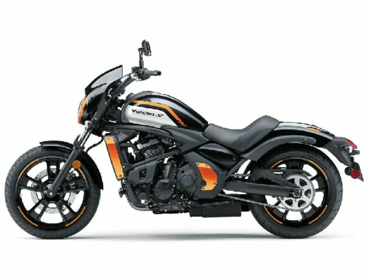 2022 Kawasaki Vulcan S (1)