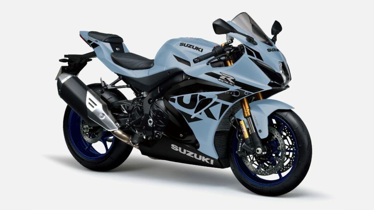 2022 Suzuki GSX R1000R
