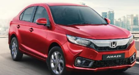 Honda Amaze To Get A Facelift – Launch In August