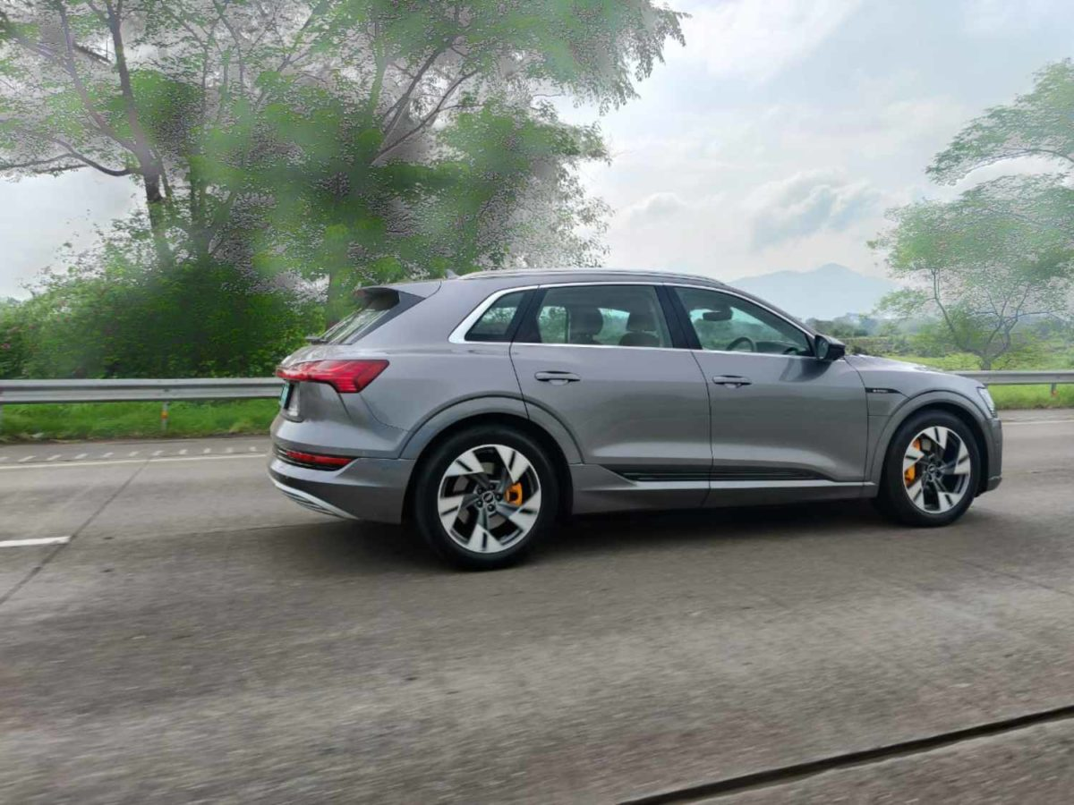 Audi E tron review (2)