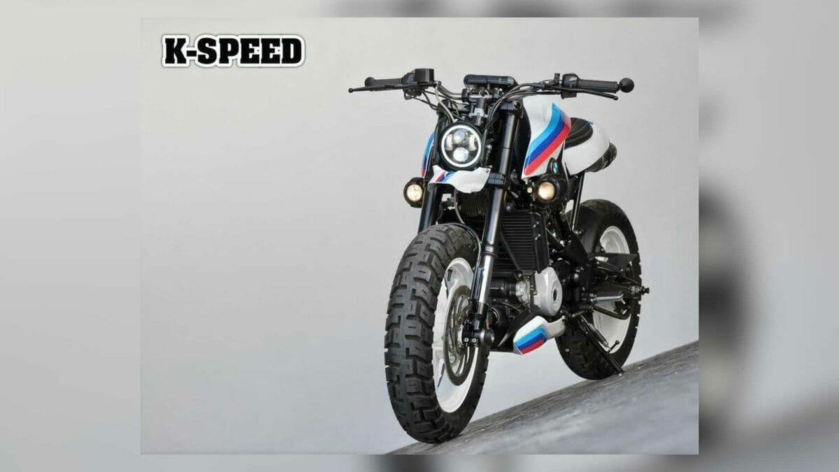 BMW G 310 R K Speed Customs (2)