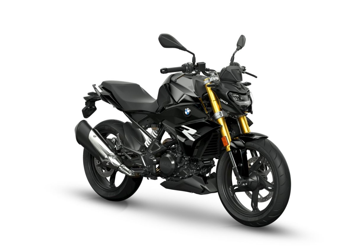 BMW G310 R New colours (1)