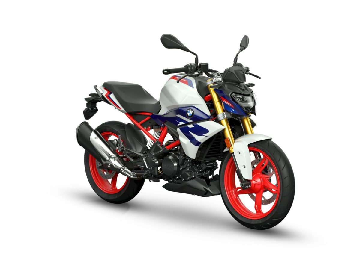 BMW G310 R New colours