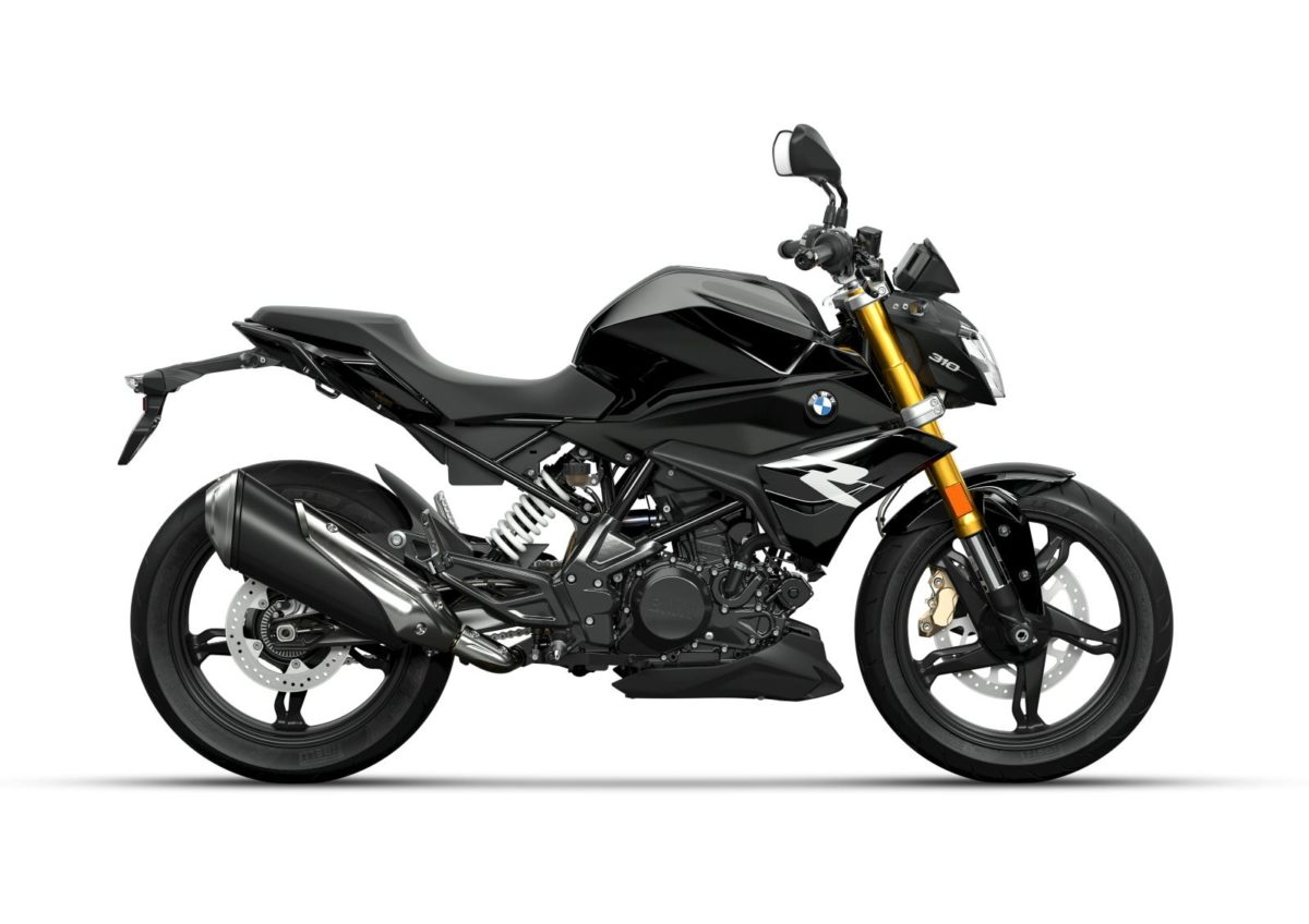 BMW G310 R New colours (2)