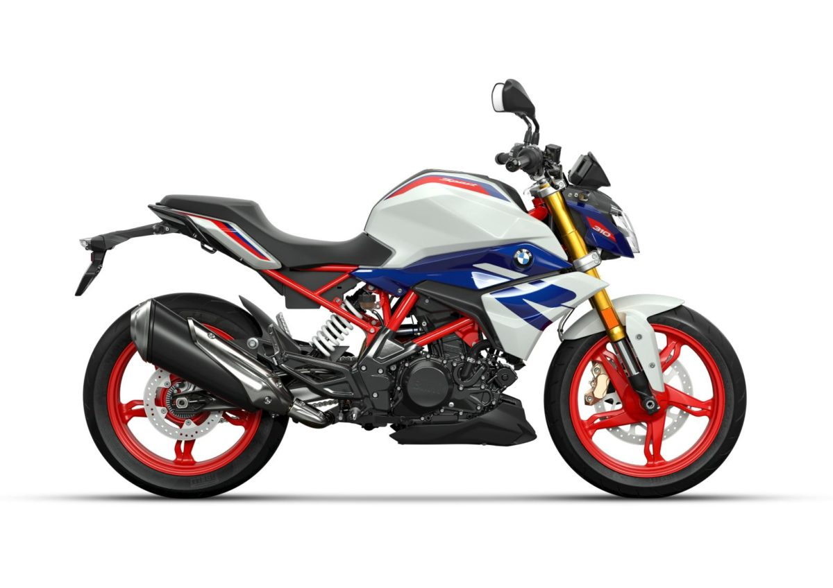 BMW G310 R New colours (3)