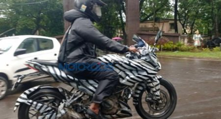EXCLUSIVE! Here's Your Clearest Look At The Upcoming Bajaj Pulsar 250F