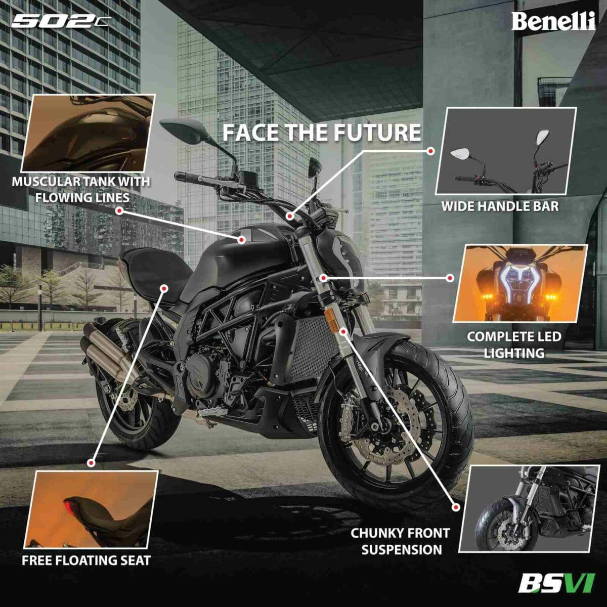 Benelli 502c_Looks