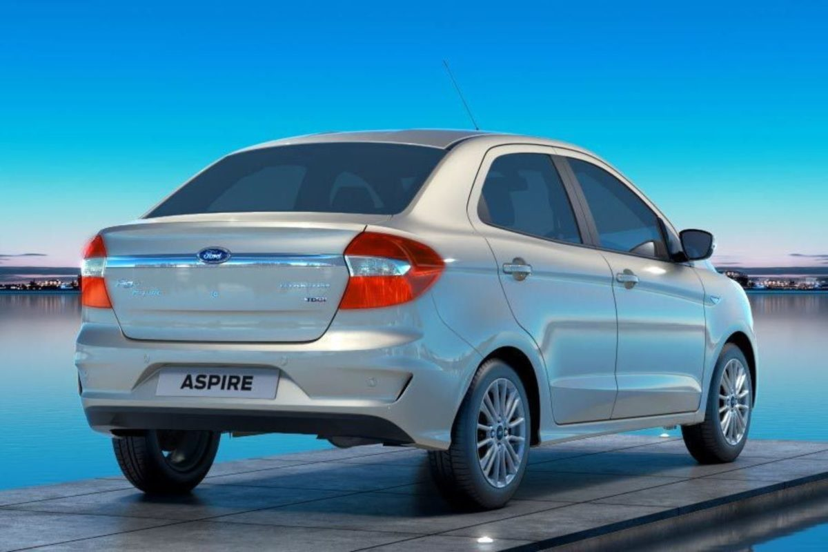 Ford Aspire (1)