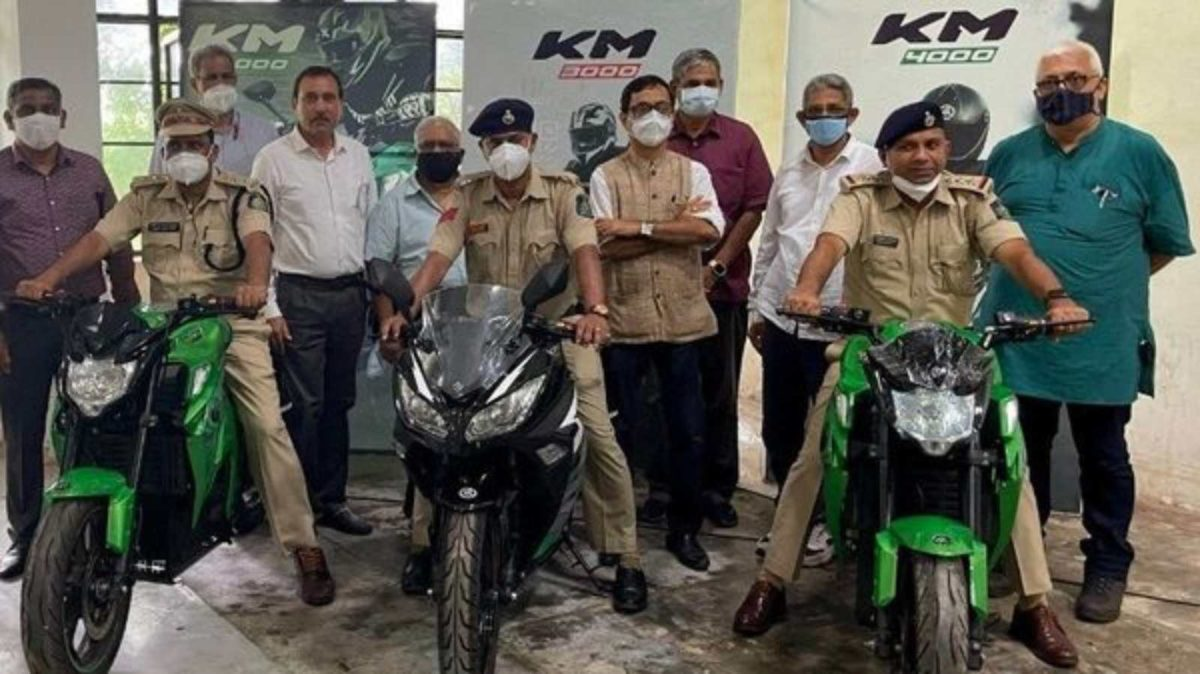 Goa police kabira mobility