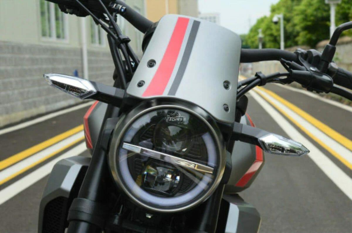 Honda CB190TR TR93 (1)