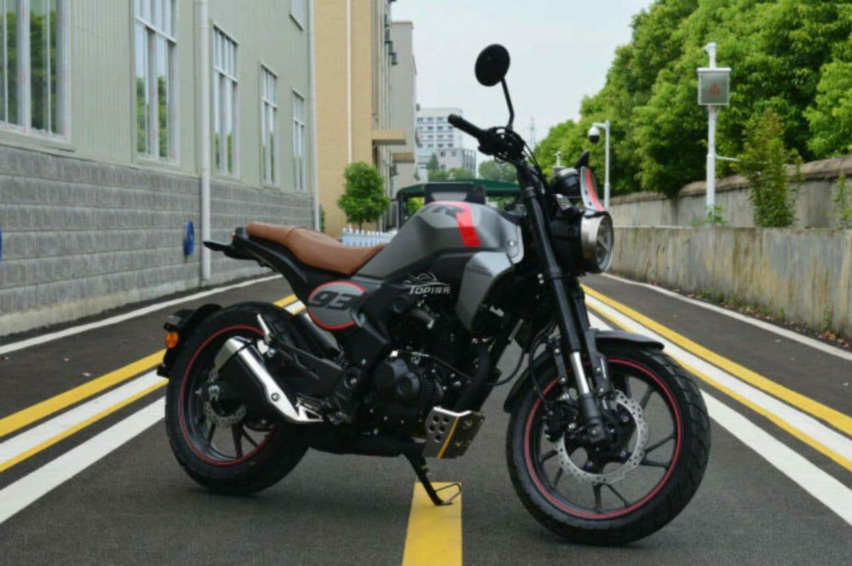 Honda CB190TR TR93