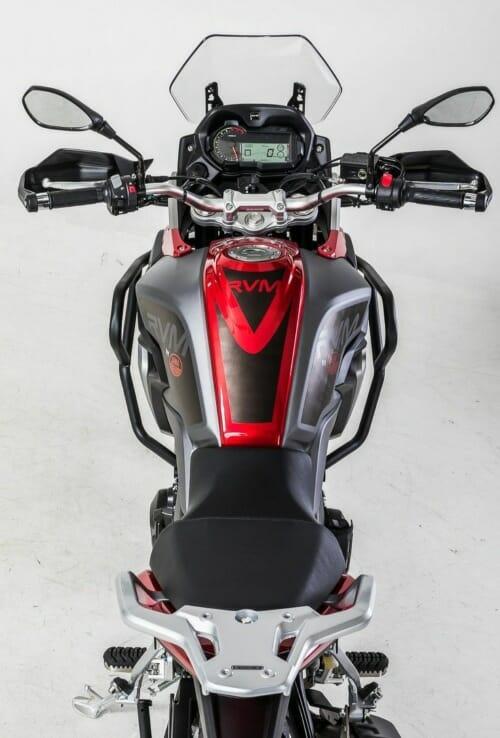 Jawa RVM500 ADV tourer (2)