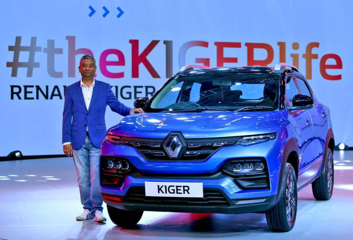Renault Kiger exports
