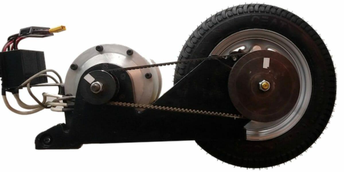 Starya mobility convesion kit