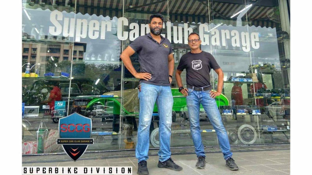 Superbike division