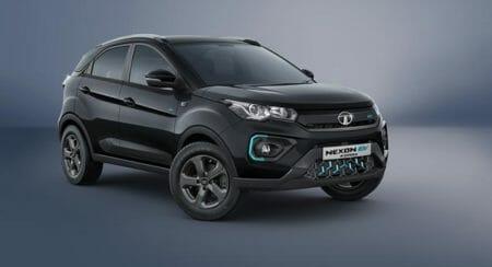 Tata Nexon EV Dark Edition