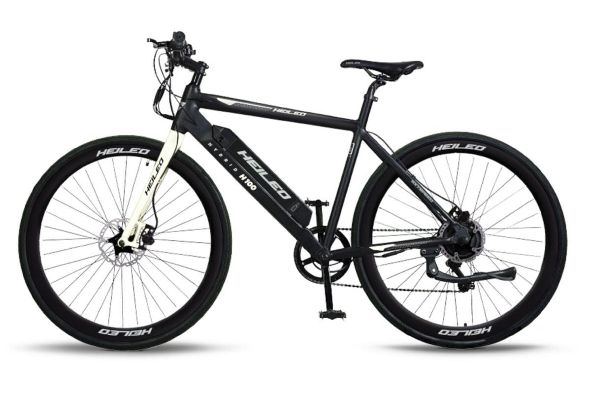 Toutche, has announced the launch of its new generation Heileo H100 electric bike in India. Heileo H