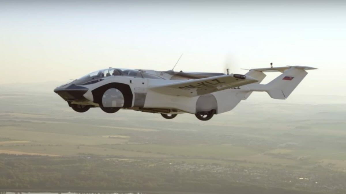 aircar flying 2