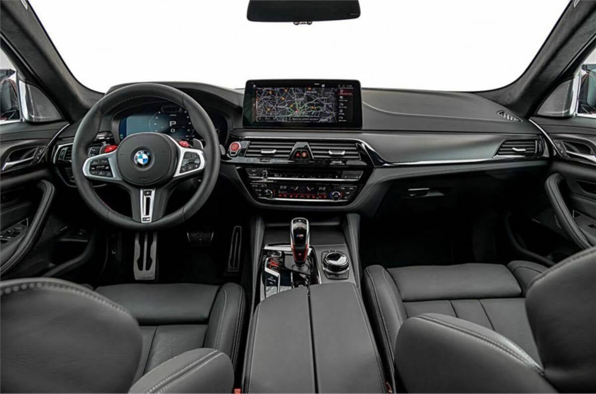 bmw m5 competition interior (1)