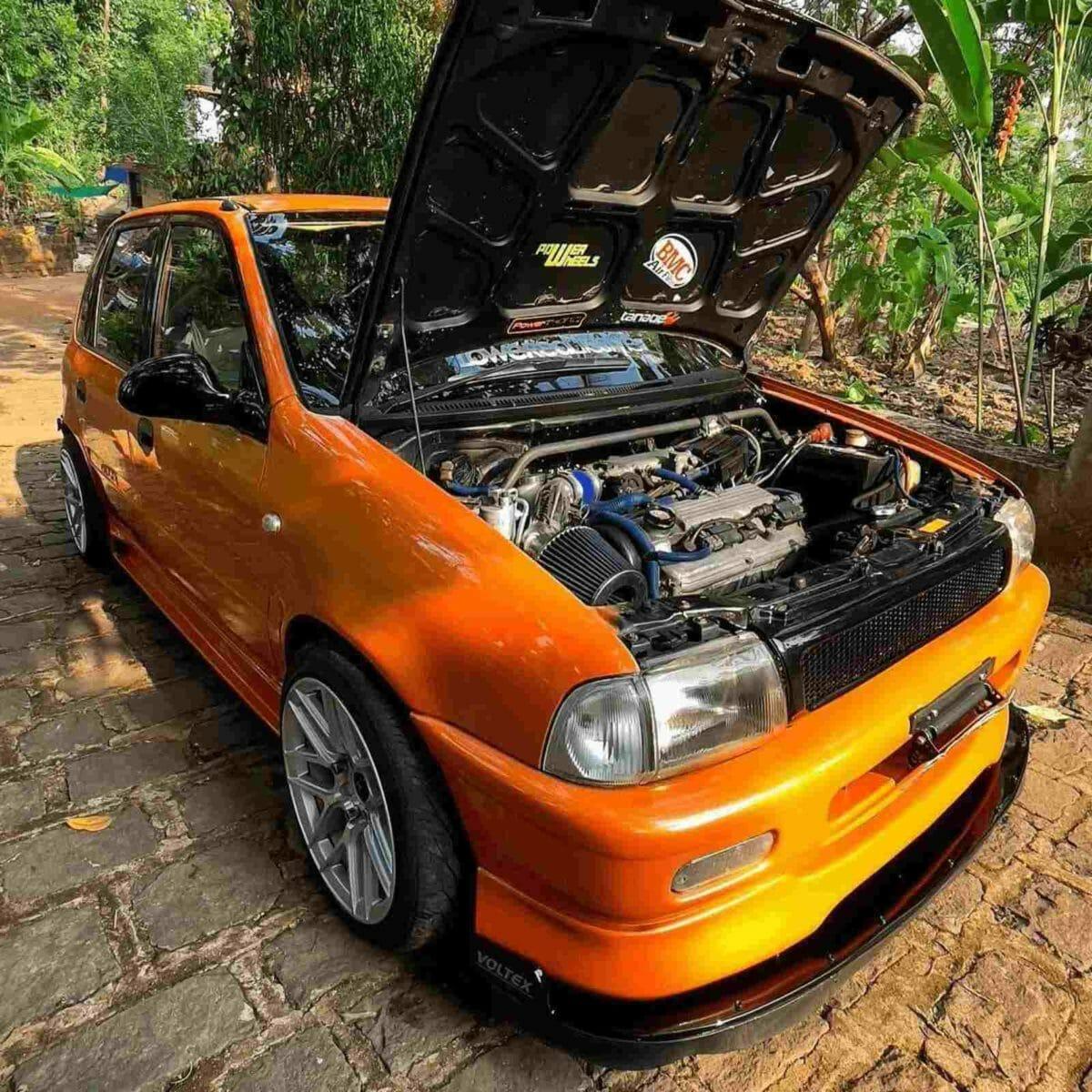 modified orange zen front