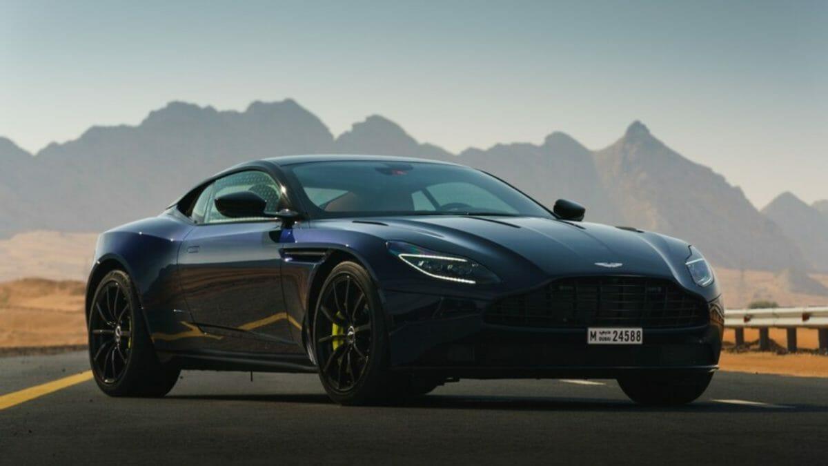 2021 Aston Marti DB11