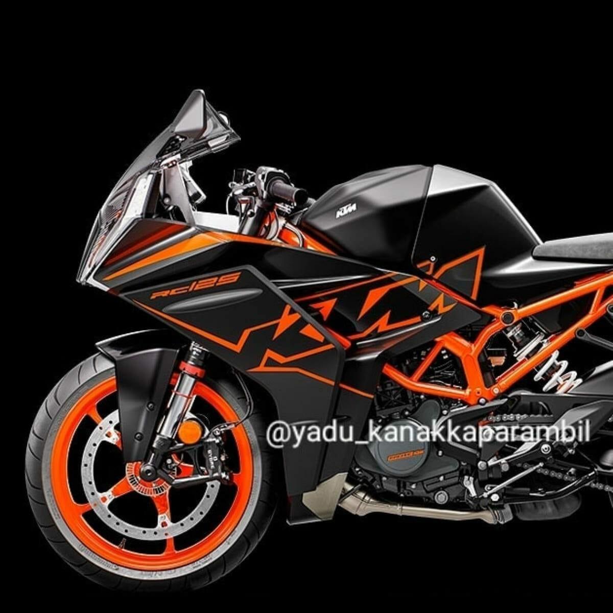 2022 KTM RC 125 (1)