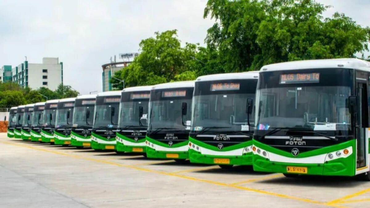 Assam electric bus