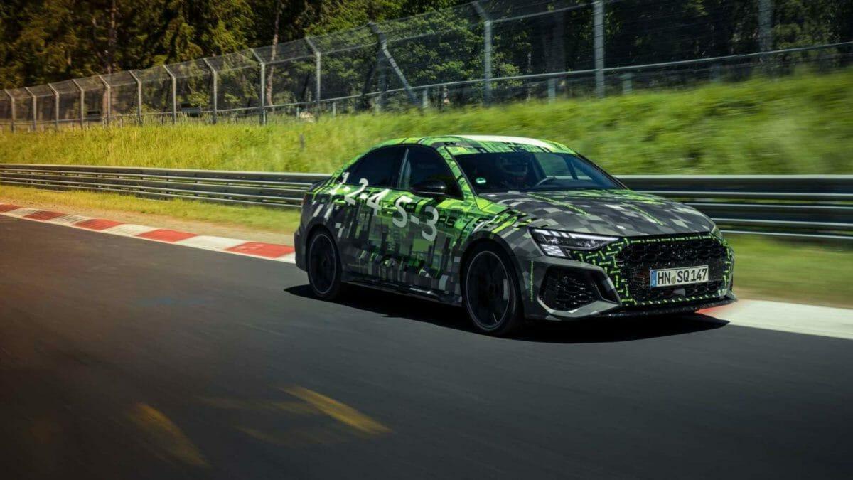 Audi RS3 nurburgring (1)